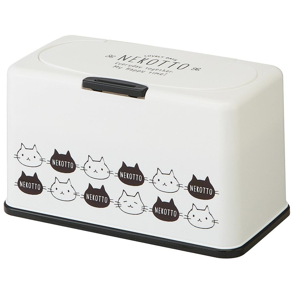 猫ティッシュストッカー(ねこっと)