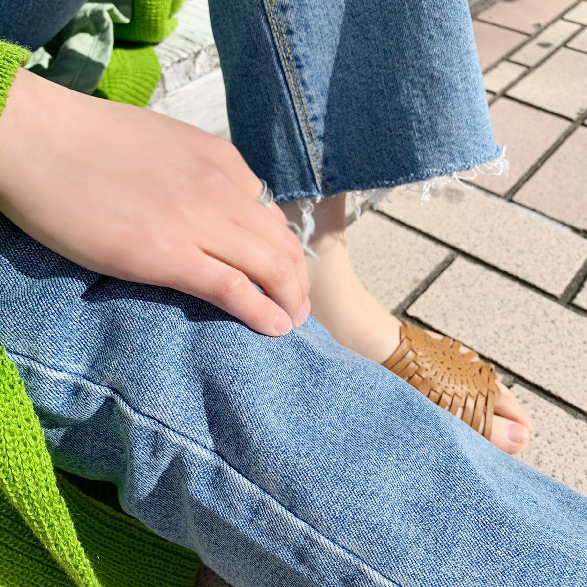BAD/【 DAZZLE 】Must have Jeans(0S37000G)