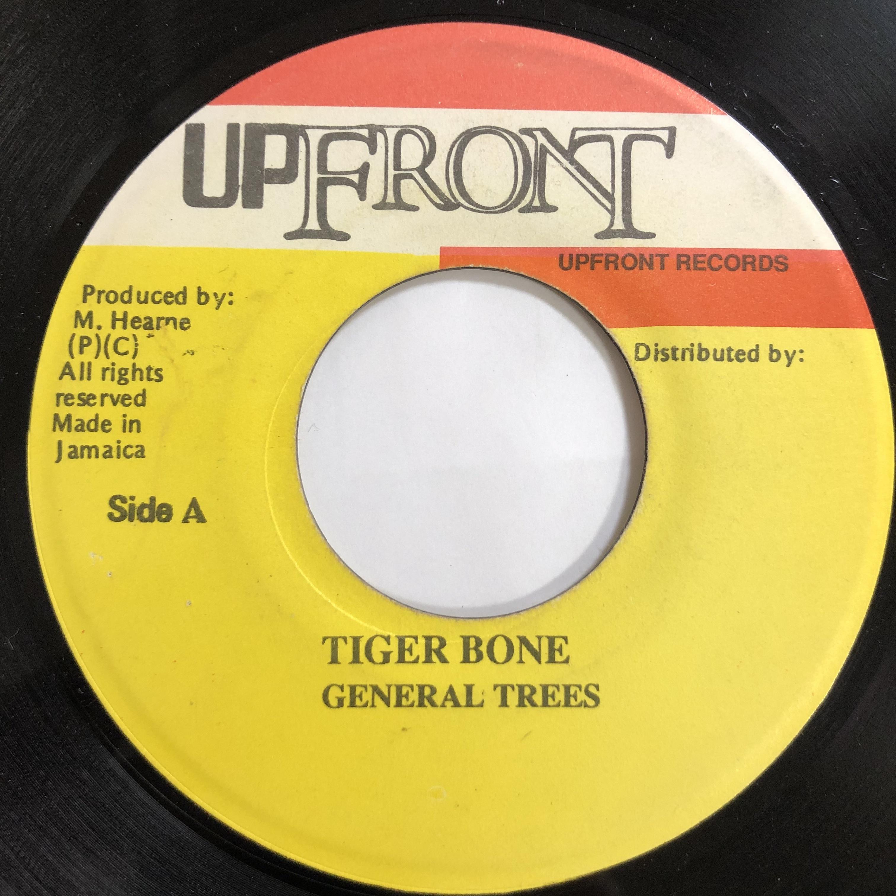 General Trees(ジェネラルツリー) - Tiger Bone【7-20052】