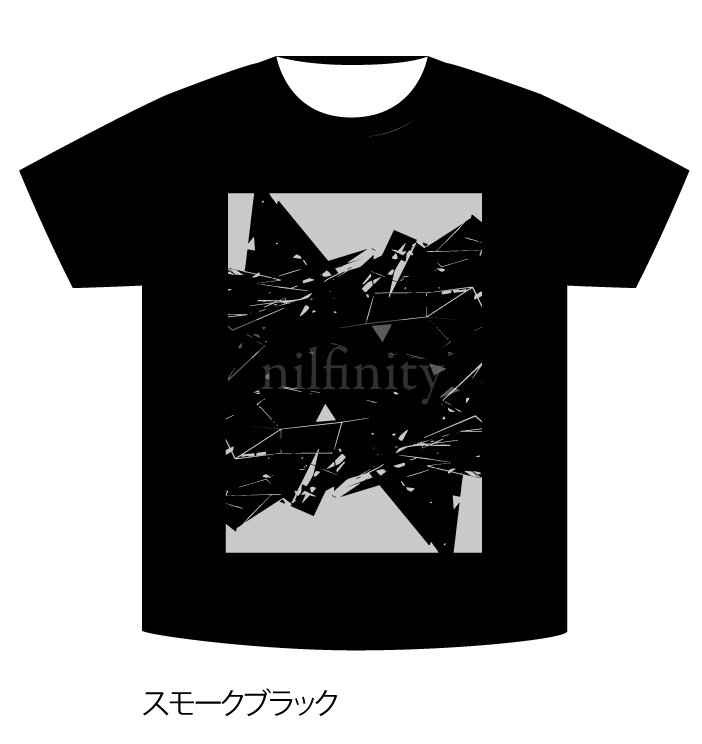 "nilfinity / Tシャツ""nilfinity"""