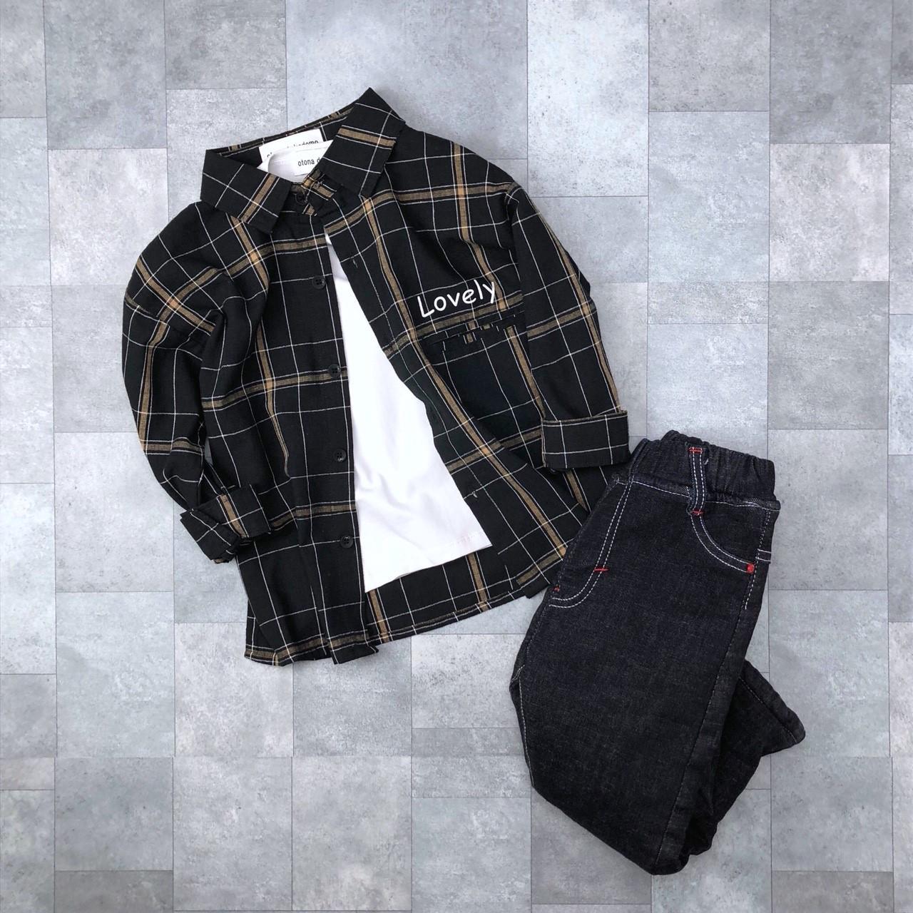 チェックシャツno.1809058 #子供服 #子ども服 #男の子 #女の子 #シャツ