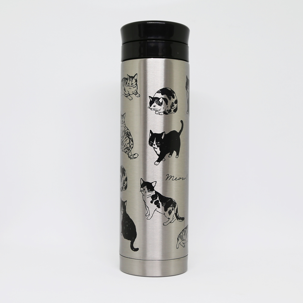 猫ボトル(ネコ大集合)