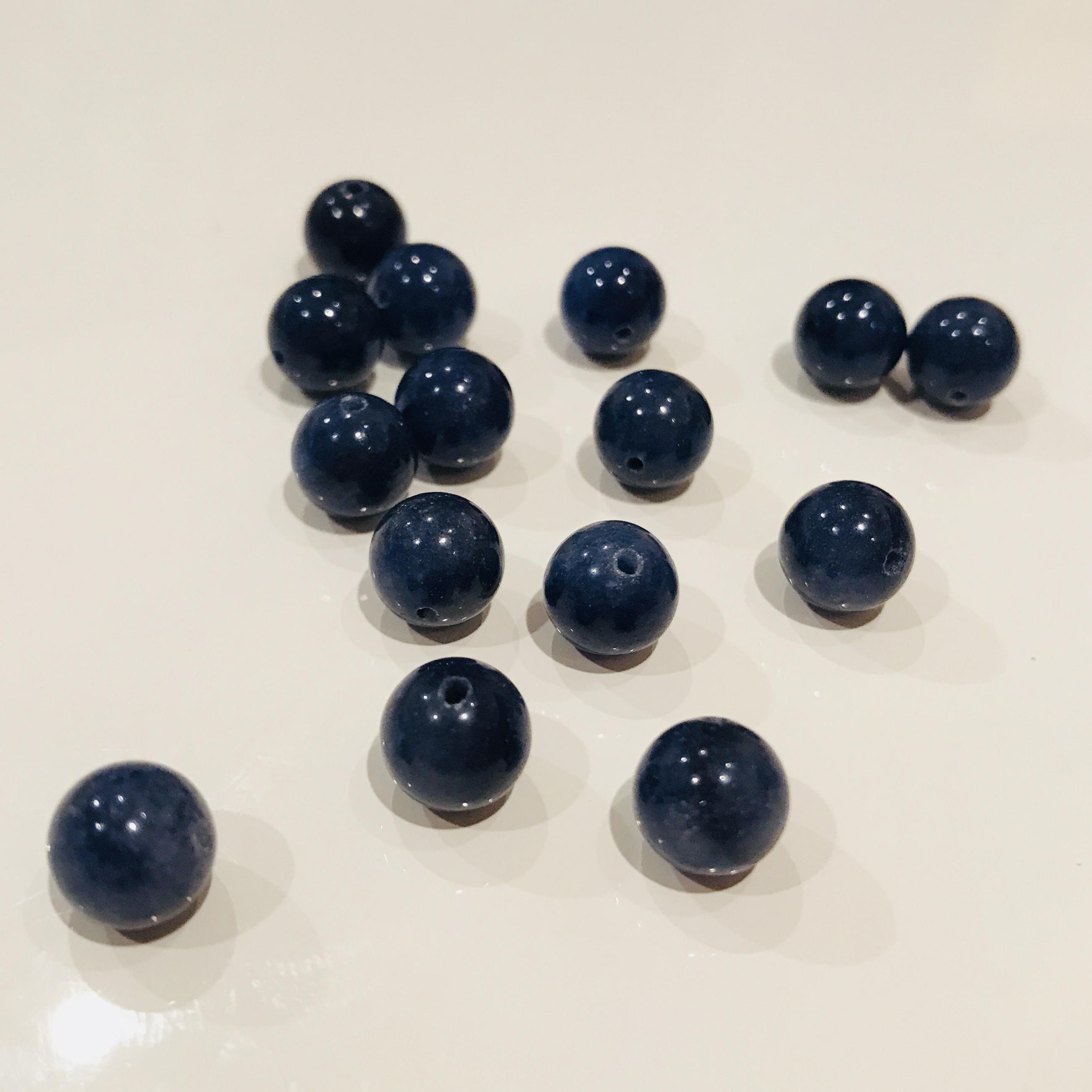 安心感の石|ブルーアベンチュリン 8mm玉