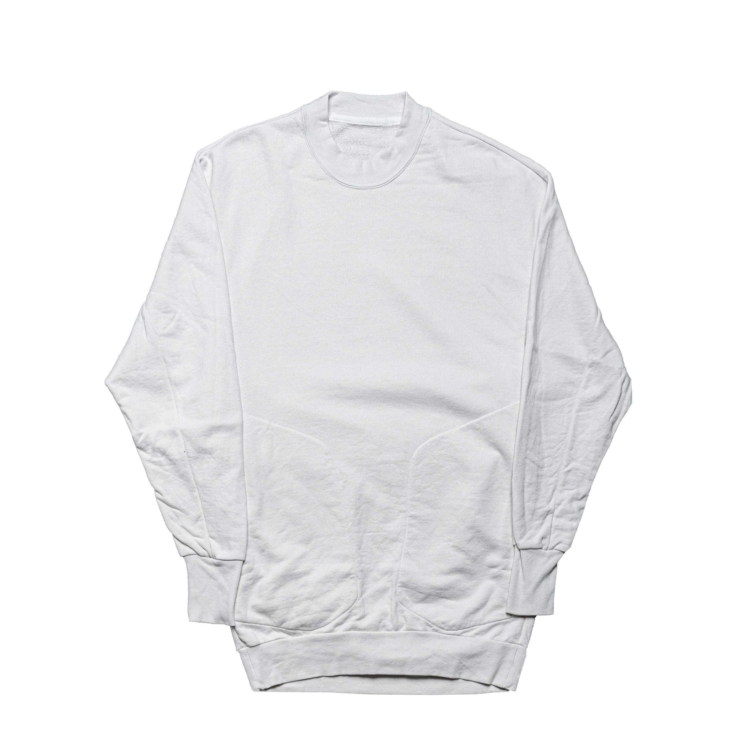 677CUM3-PLASTER / BIGスウェットシャツジャケット
