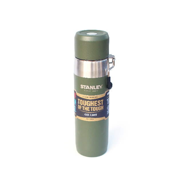 Limited Color Olive / STANLEY MASTER SERIES Vacuum Water Bottle / 650ml