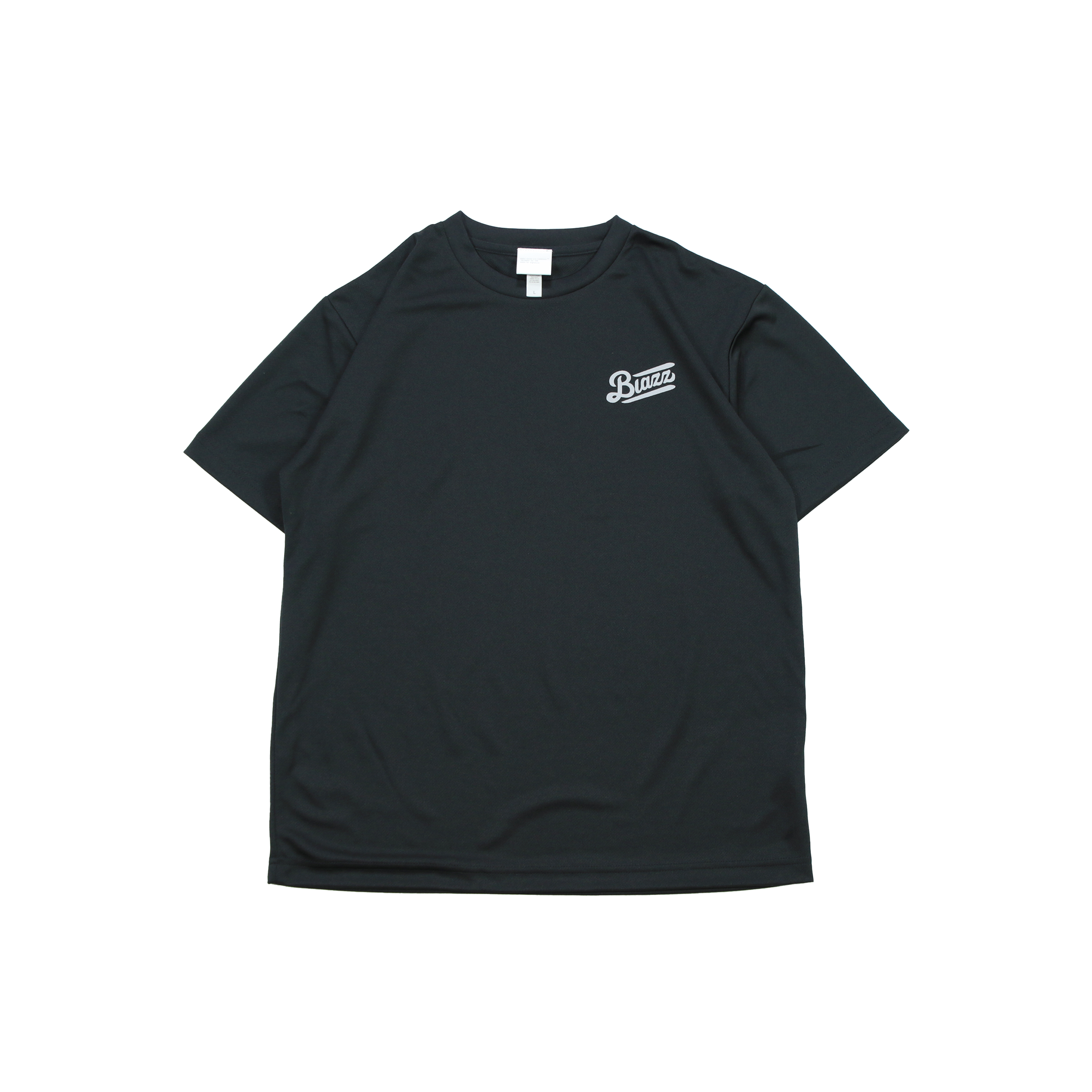 KB Training Day DRY TEE. [BLACK/GRAY]