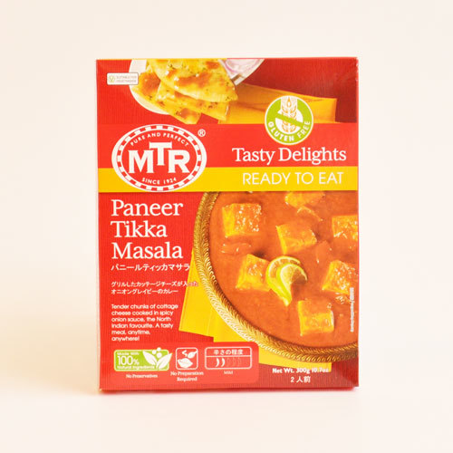MTR READY TO EAT CURRY Paneer Tikka Masala