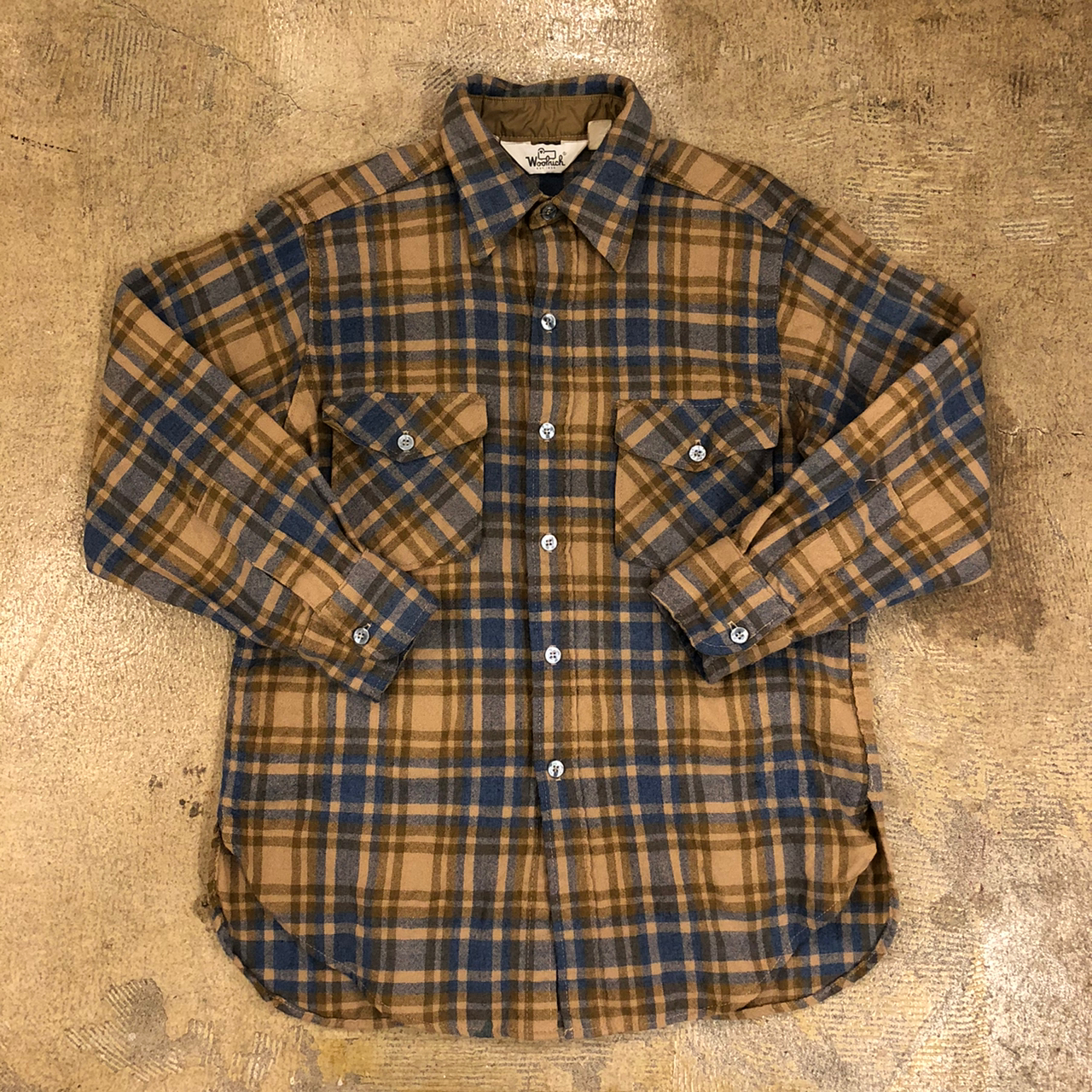 Woolrich Flannel Shirts ¥5,900+tax