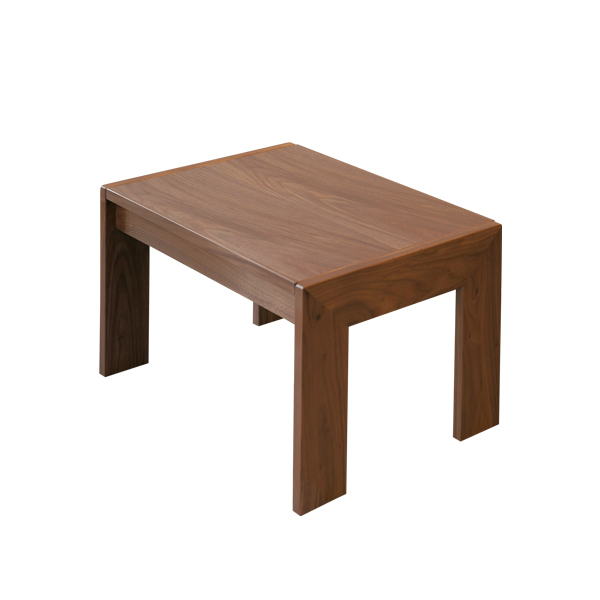 カンナ サイドテーブル M ウォールナット