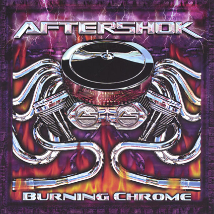"AFTERSHOK ""Burning Chrome"" (輸入盤)"