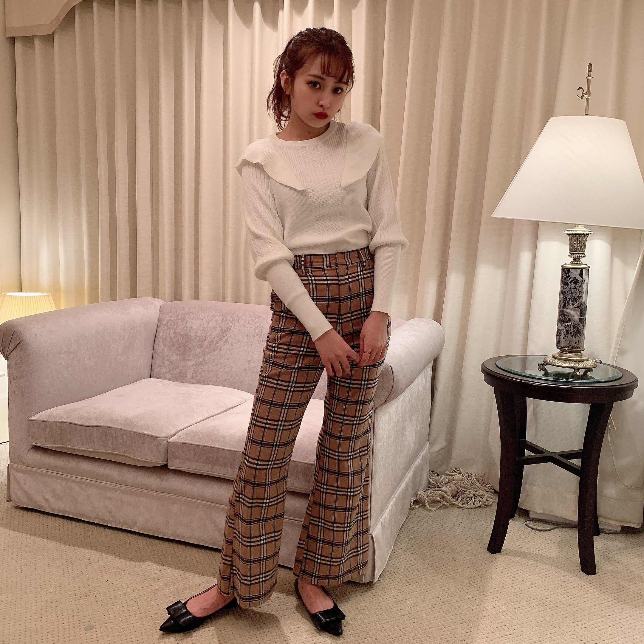 wing knit