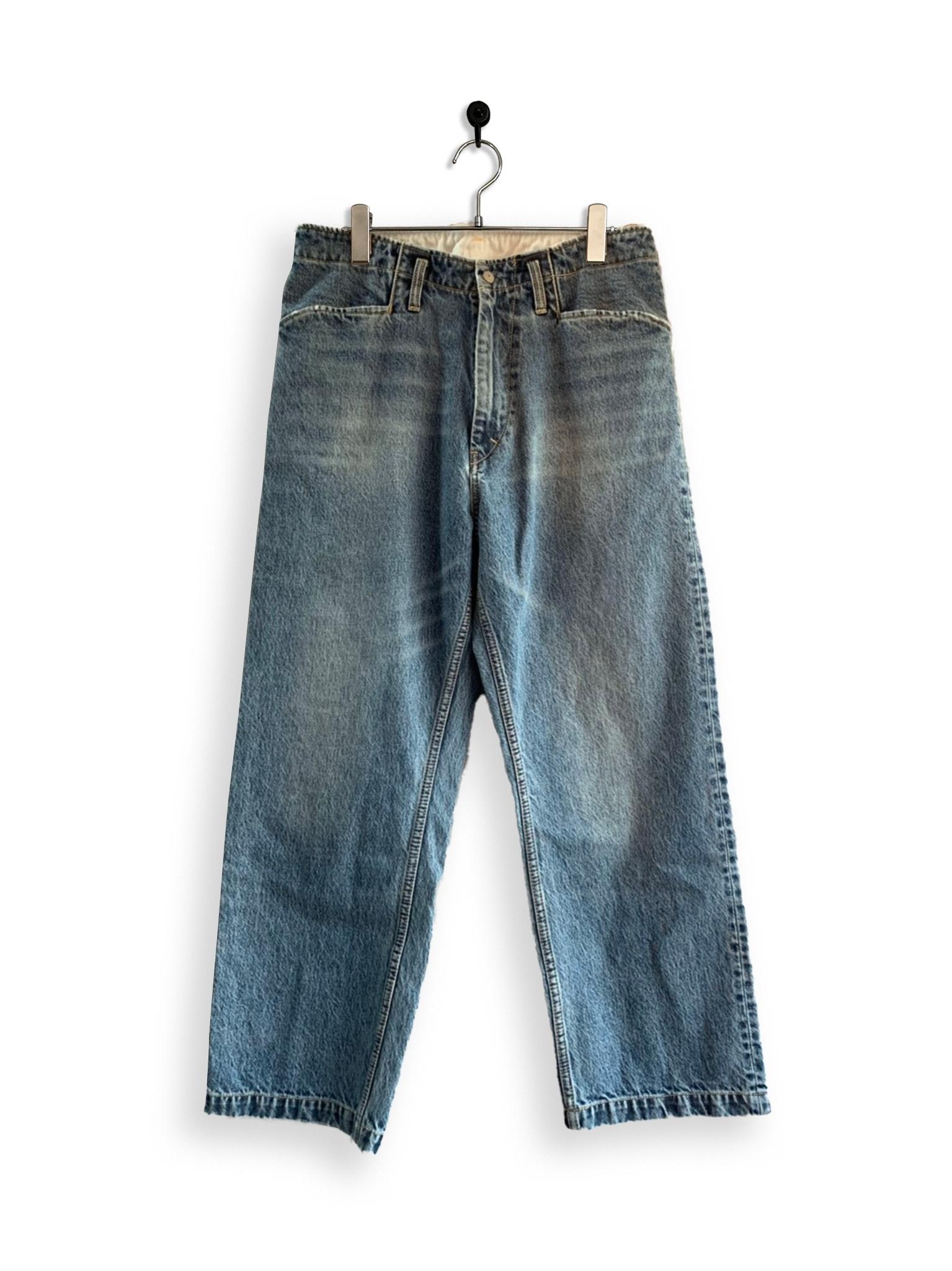 12.5oz Denim Frisco Pants / special wash