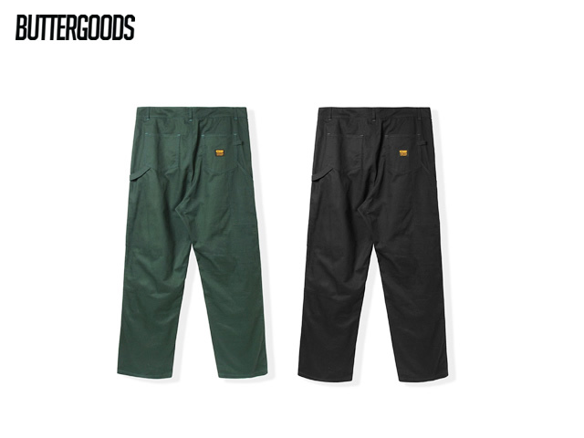BUTTERGOODS|CAMPBELL WORK PANTS