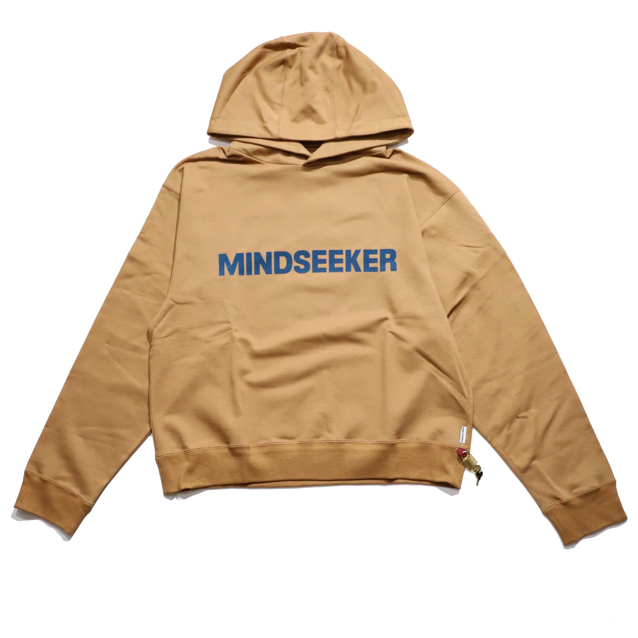 MINDSEEKER Reluxfit Logo Hoodie