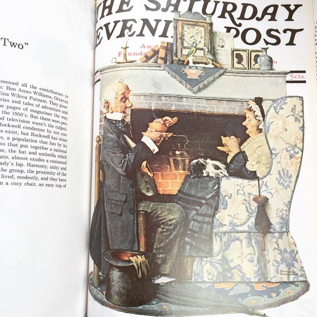 ノーマン・ロックウェル画集「Norman Rockwell & the Saturday Evening Post: The Early Years 1916-1928」 - 画像2