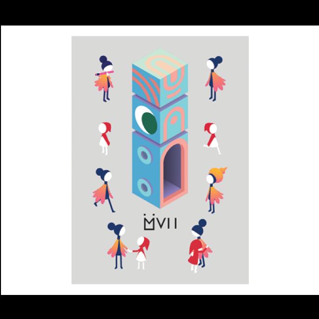 【Monument Valley 2(モニュメント・バレー 2)】ステッカーパック - 画像1