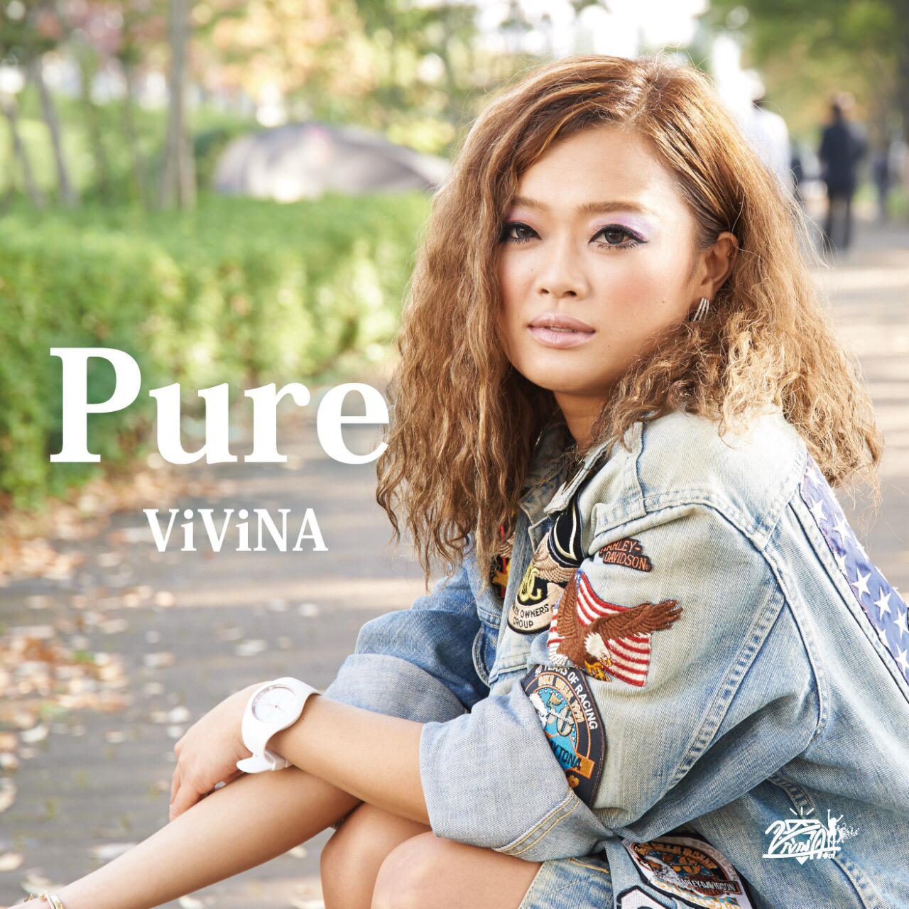 ''1stシングル'' ViViNA / Pure
