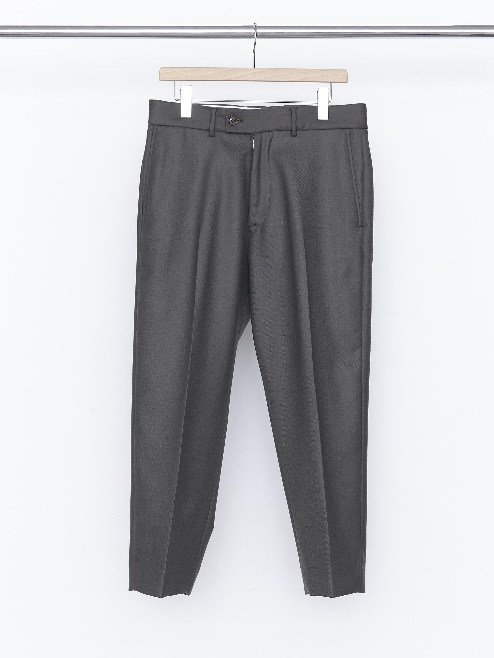 Standard Ankle Slacks - Khaki