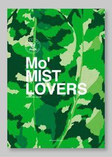 """STRAIGHT BOOKS """"Mo' MIST LOVERS""""(日本語書籍)"""
