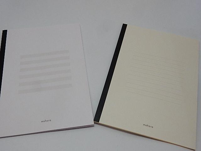目に優しい発達障害の方のノートMahoraノート セミB5サイズ