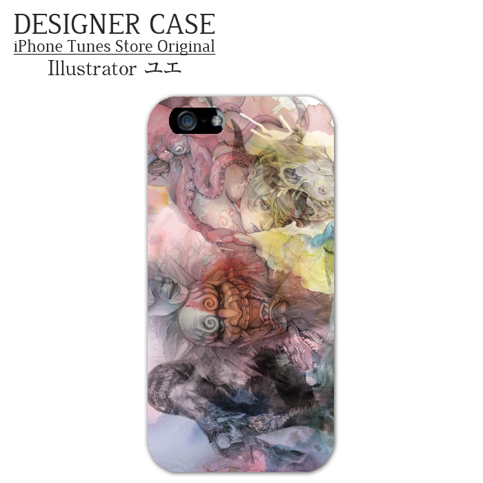 iPhone6 Soft case[Gyuukotsu] Illustrator:Yue
