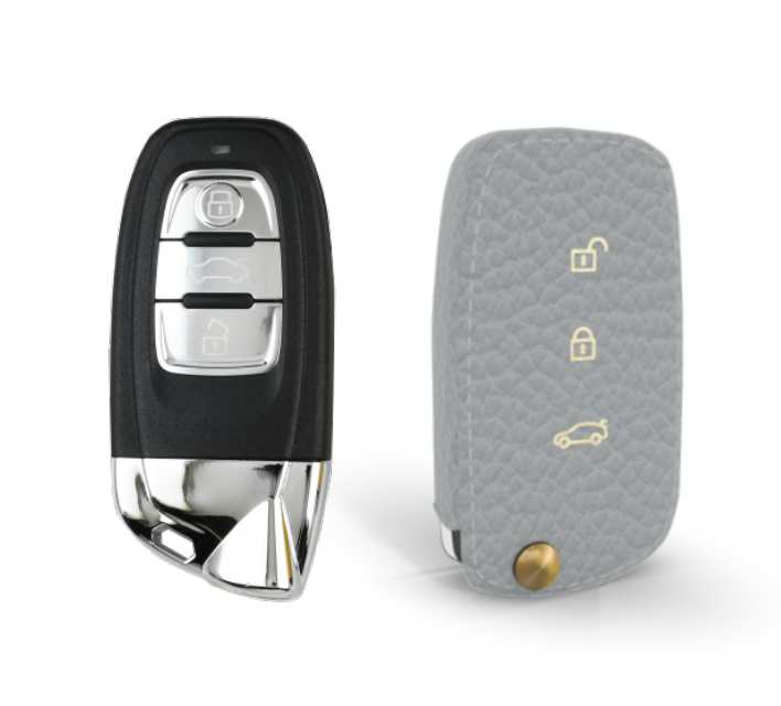Lamborghimi 専用 TypeC Car Key Case Shrink Leather Case