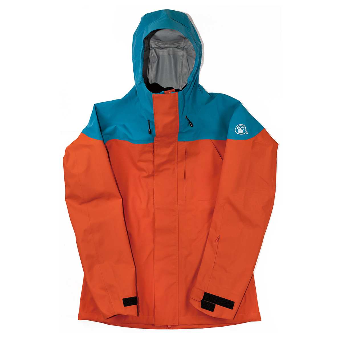 unfudge snow wear // PEEP JACKET // ORANGE //  1920PJO