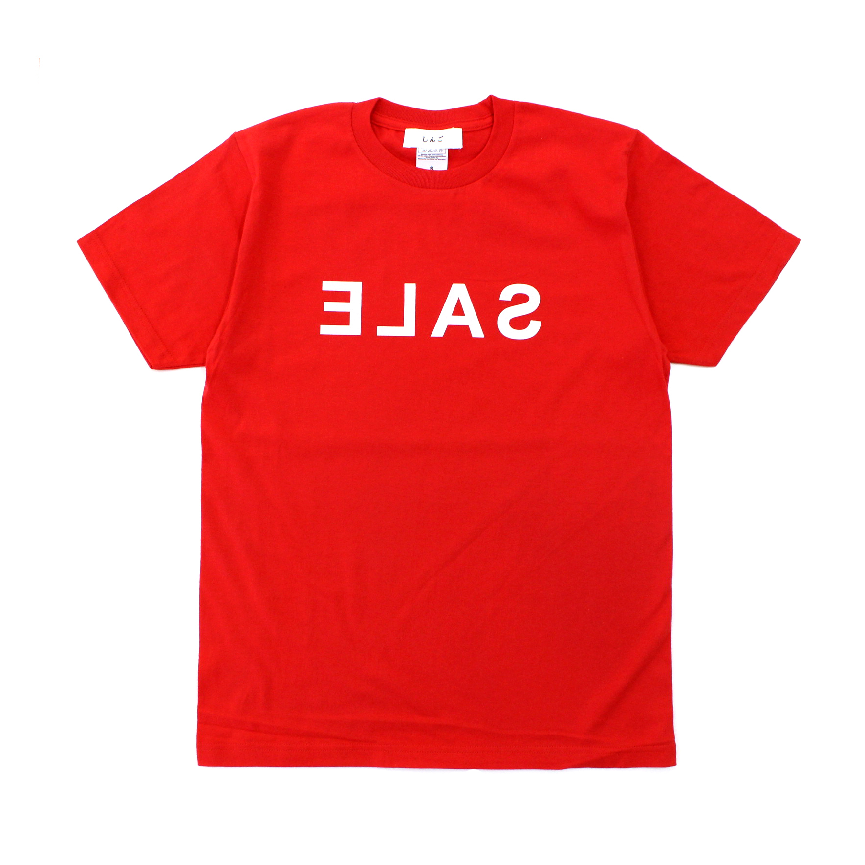SALE Tシャツ(Red)