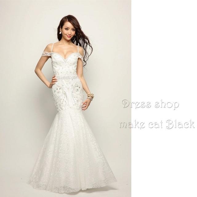 ロングドレス ¥35,640-(税込) JEANMACLEAN 167871