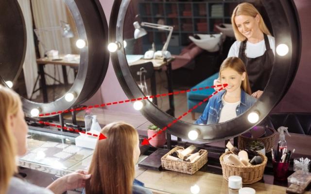 【レンズ交換】美容師仕様のレンズ