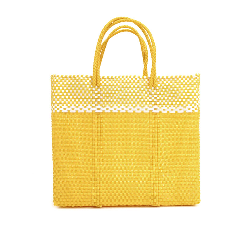 MERCADO BAG DULCES - Yellow(M)
