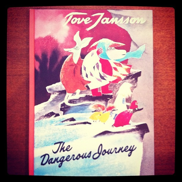 絵本「The Dangerous Journey/Tove Jansson」 - 画像1