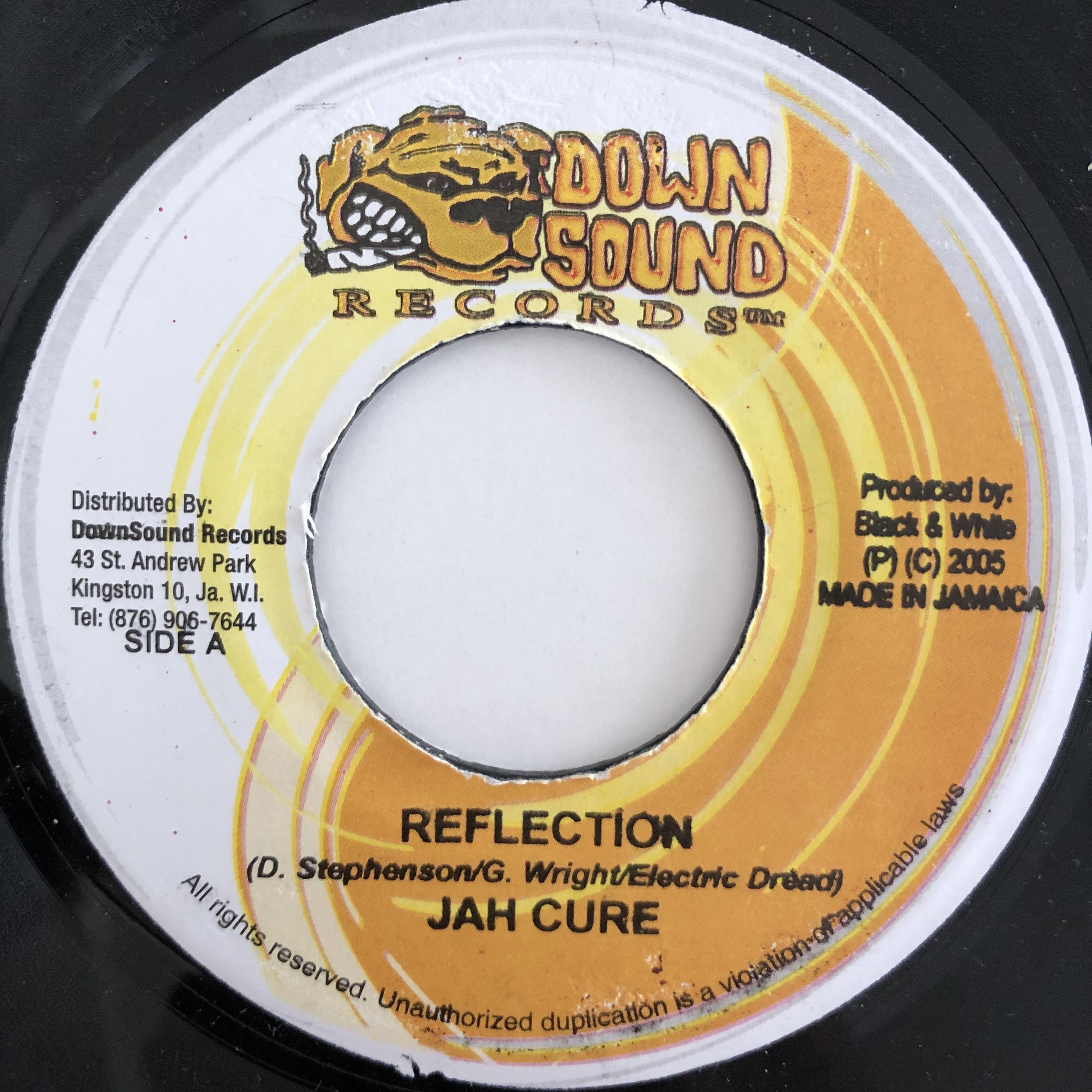 Jah Cure(ジャーキュア) - True Reflection【7-20116】