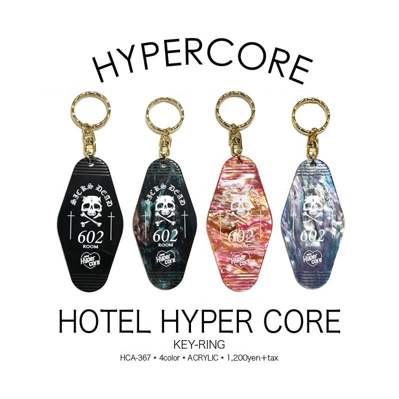A-367 HOTEL HYPER COREキーリング -ROOM No.602-