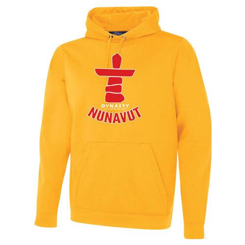 メンズ Nunavut州 パーカー
