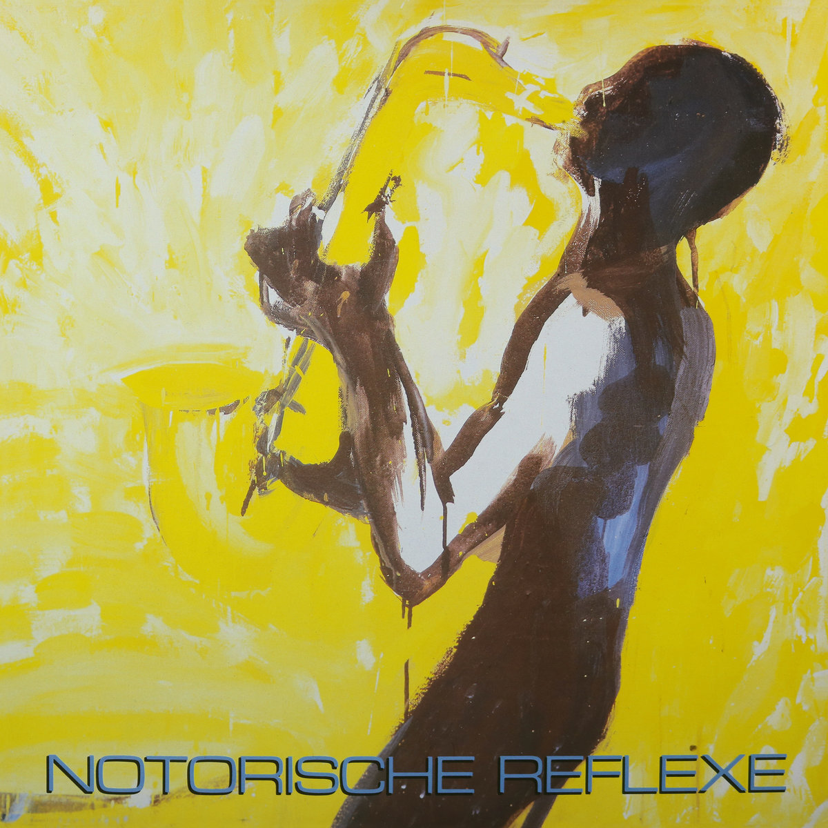 Notorische Reflexe - Notorische Reflexe (LP)