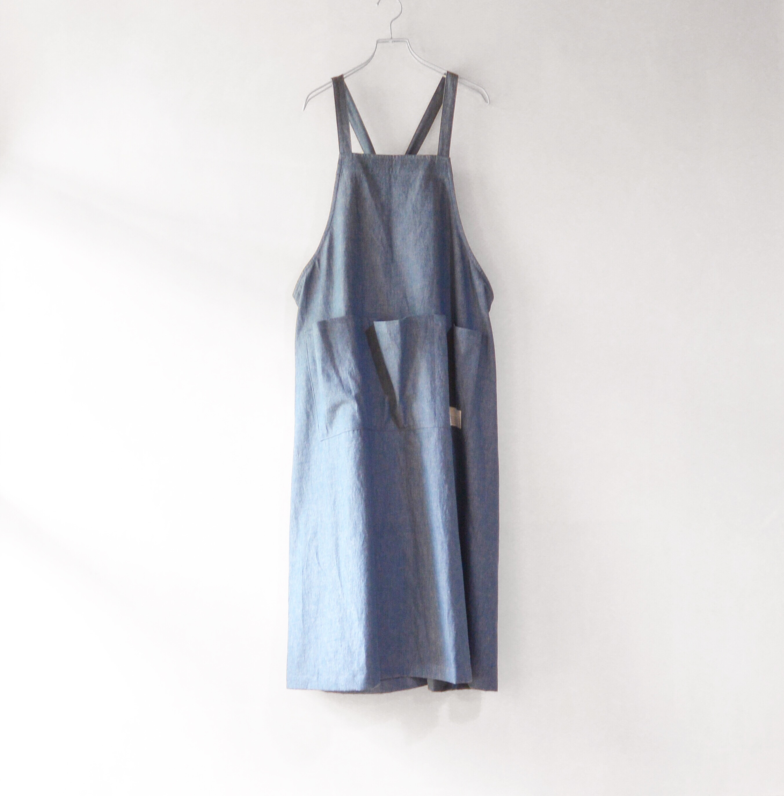 バッグリボンジャンパースカート NV