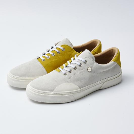 SLACK FOOTWEAR / DUALOS (GRAY/YELLOW/WHITE)