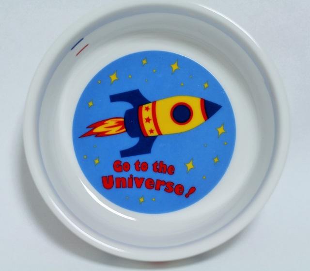 フード皿(ユニバース)