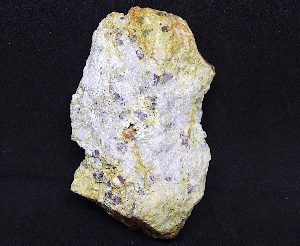 カリフォルア産 コランダム ルビー サファイア 原石 自主採掘品 61g RB005