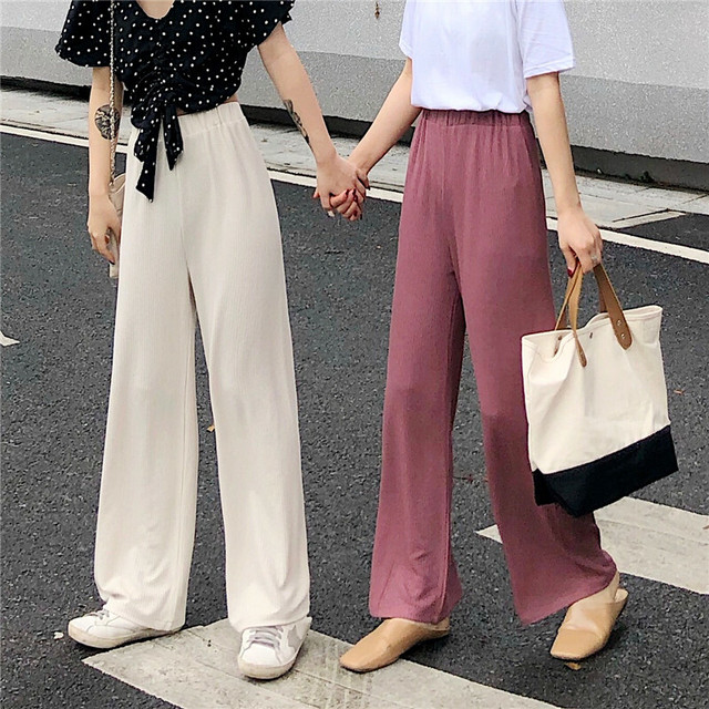 【ボトムス】ファッションカジュアルハイウエストガウチョパンツ20805648