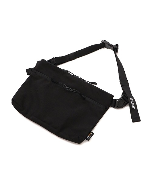 【HOLIDAY】PACKABLE HIP BAG