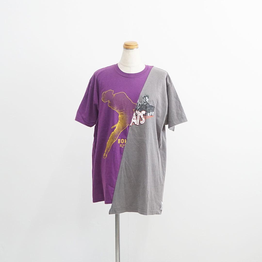 THRIFTY LOOK スリフティールック TWINS MIX TEE ツインズミックスTEE (品番used-003)