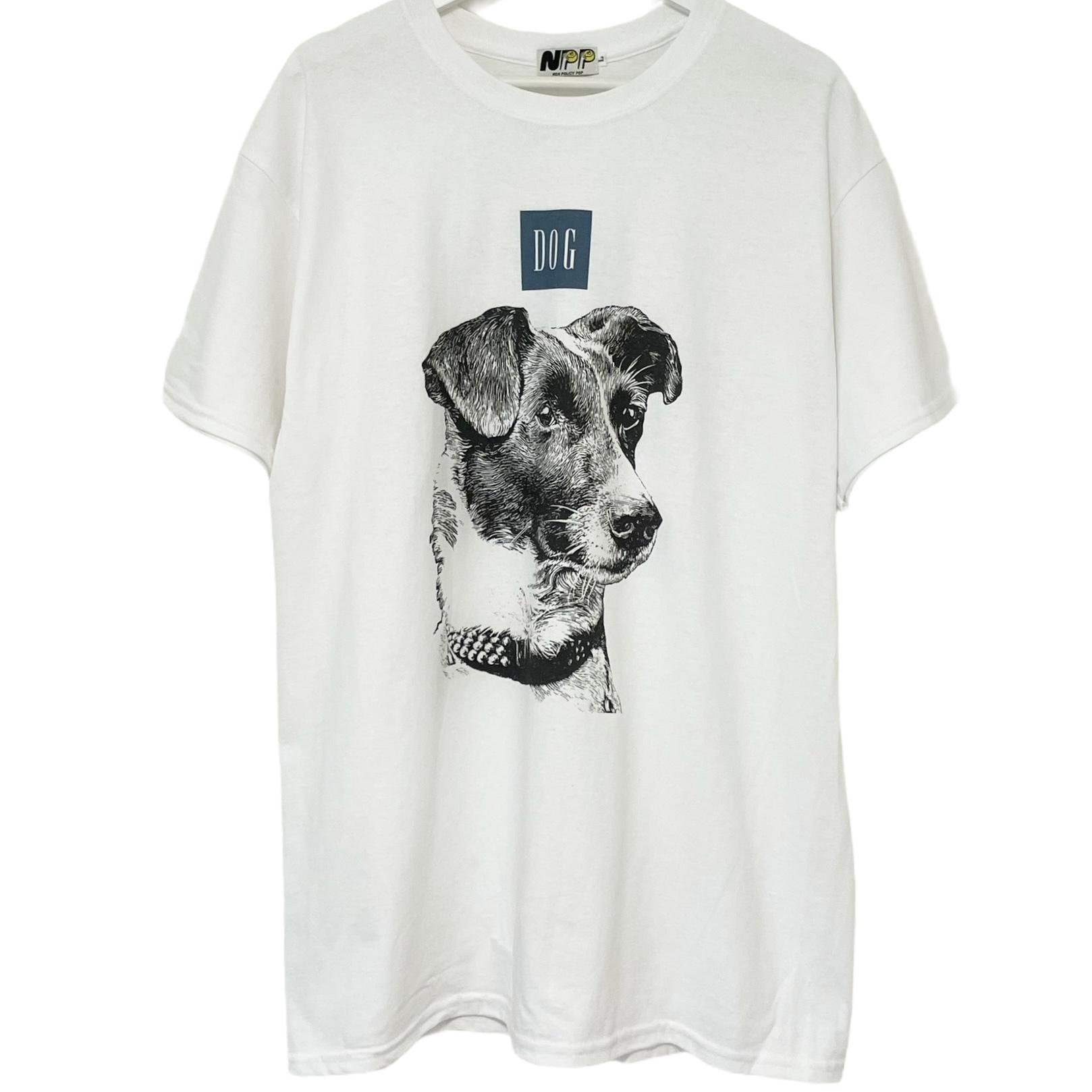 NON POLICY POP Dog T 【 DOG 】