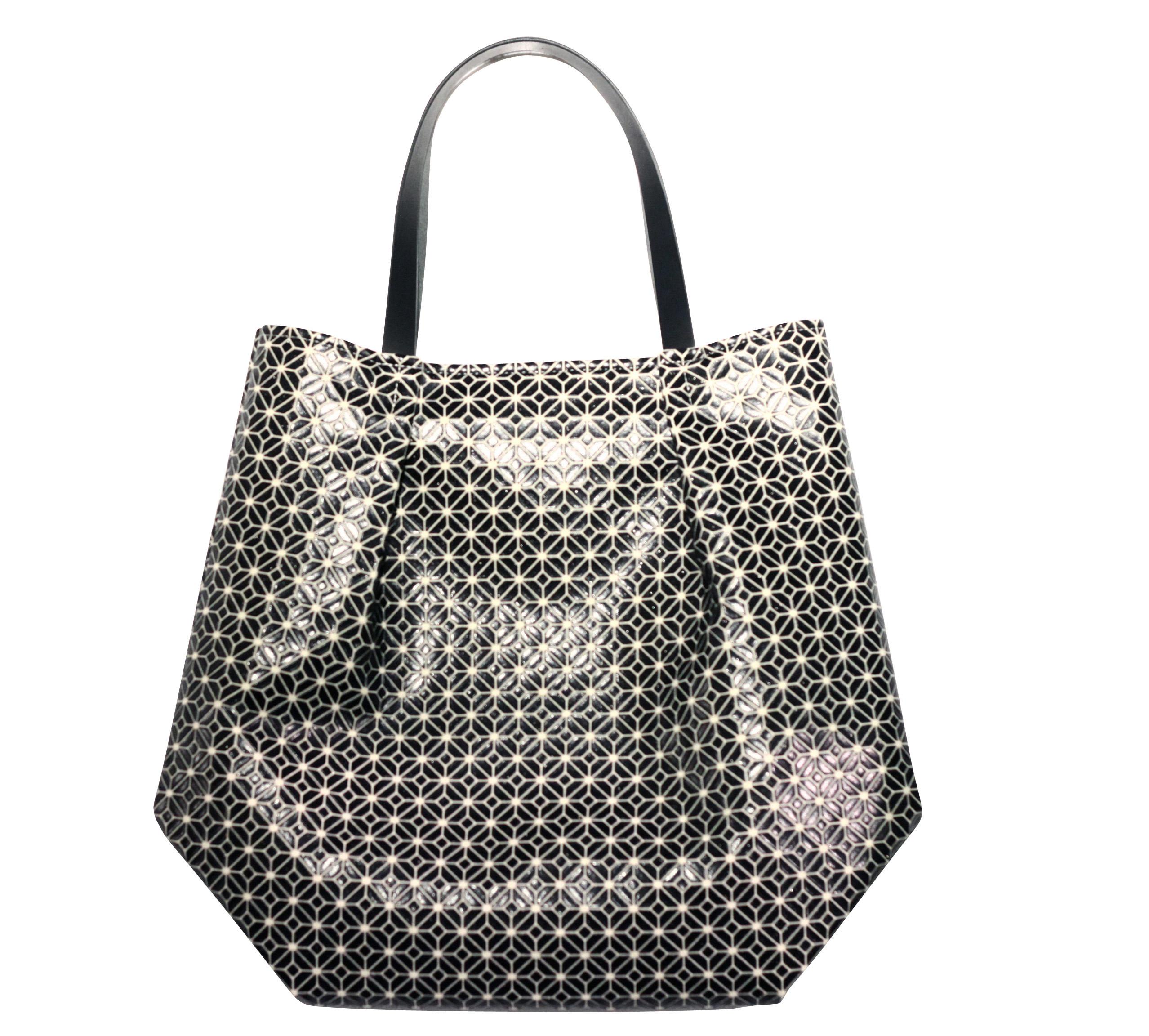 COMMON tote Bag / BLACK