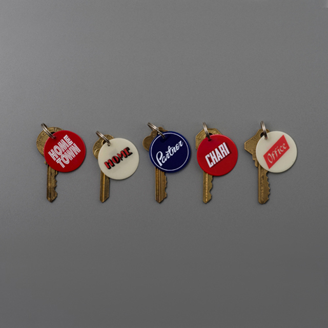 "Fripp Original Key Label ""Assort"""