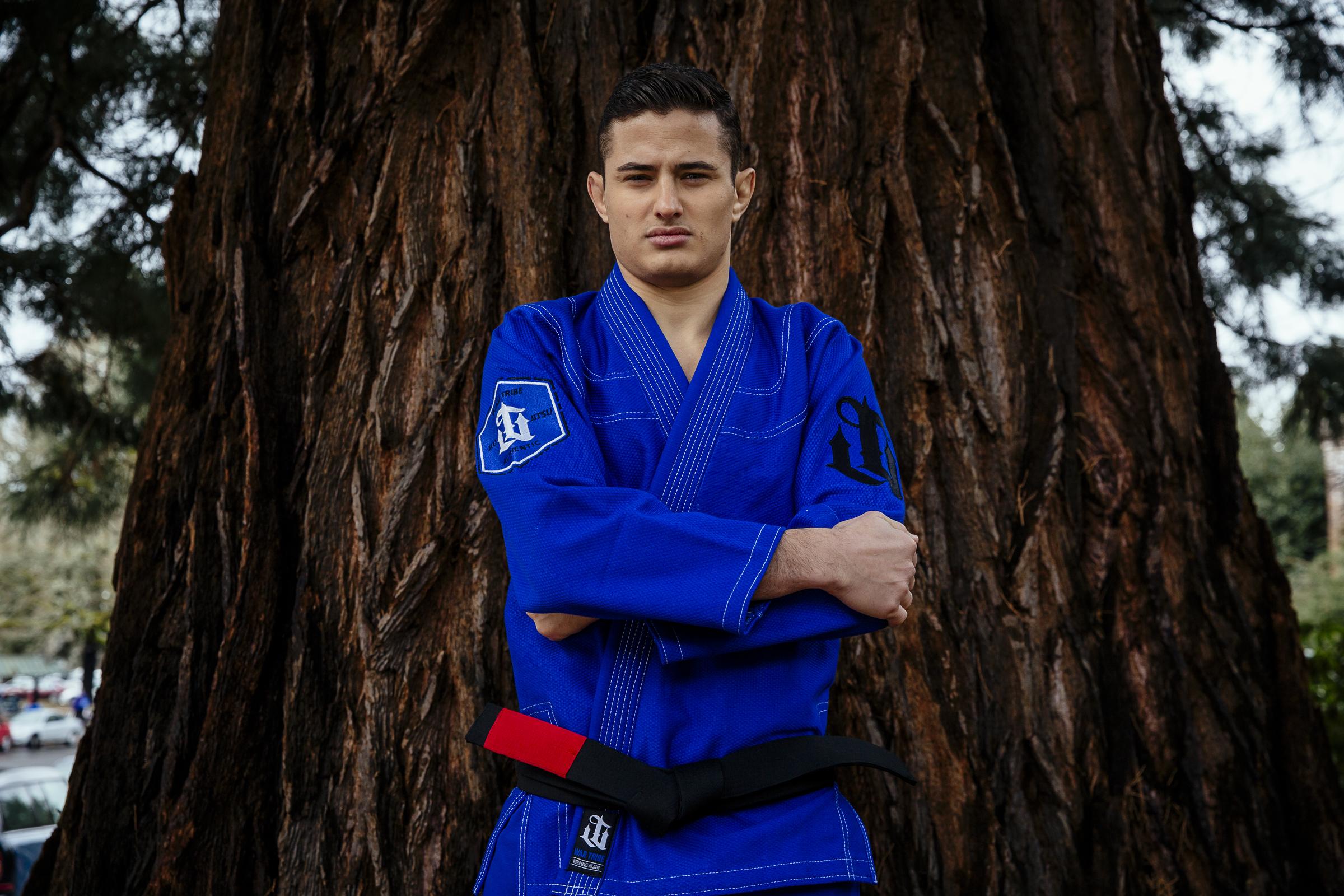 WAR TRIBE GEAR LEGACY 柔術衣 ブルー|ブラジリアン柔術衣(柔術着)