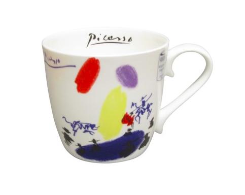Picasso Corrida ピカソ コリーダ(闘牛)マグカップ / KONITZ