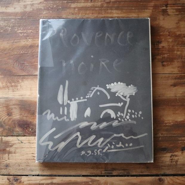 PROVENCE NOIRE / Andre Verdet (Text), Gilles Ebrmann (Photos)