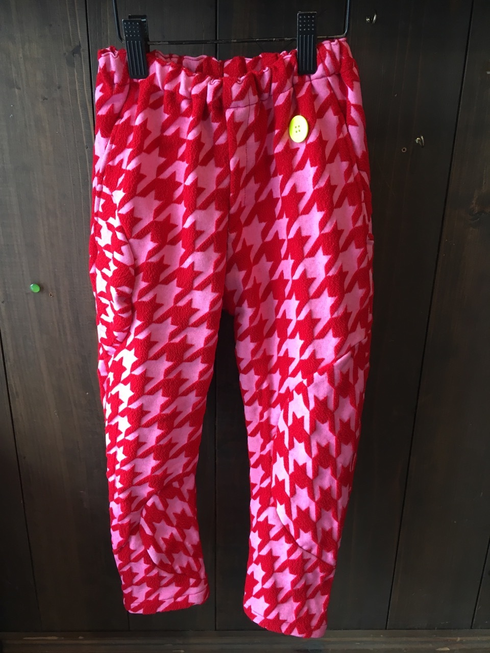 SALE !!!  HOUND STOOTH JQ SWITCHING PANTS